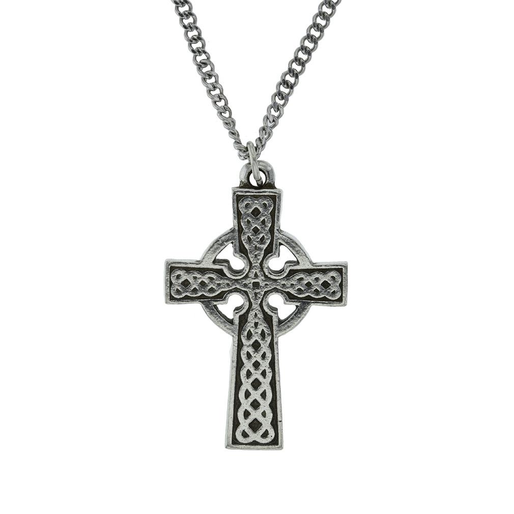 traditional celtic cross necklace bsd 510 361 0965. Black Bedroom Furniture Sets. Home Design Ideas