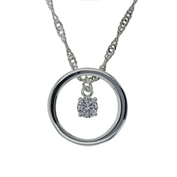 Encircled in God's Love Necklace