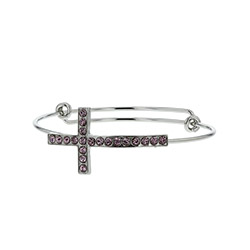 In Remembrance Adjustable Bracelet - Pink