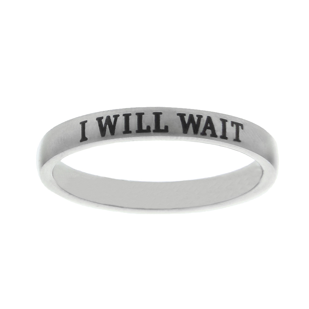 I Will Wait Ring - FJ-RSWA