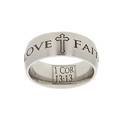 1 Corinthians 13:13 Scripture Ring scripture ring, scripture verse, verse ring, verse jewelry, 1 corinthians 13:13, 1 corinthians 13: 13, 1 cor., 1 cor. 13:13, faith hope and love, faith, hope, love