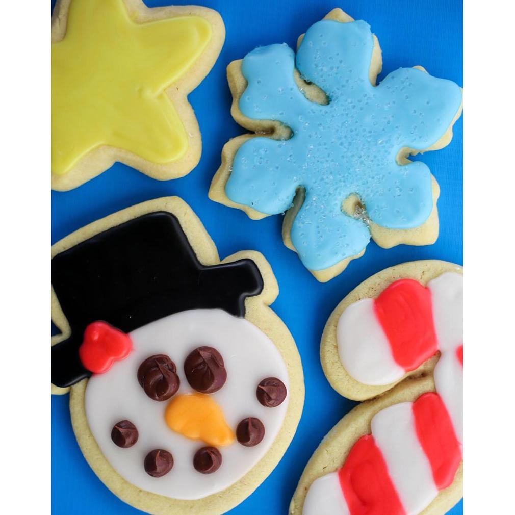 Christmas Sugar Cookies In Baked Goods Ldsbookstore Com Pbk Bg148