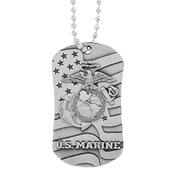 Marine Dog Tag - SOS-22004