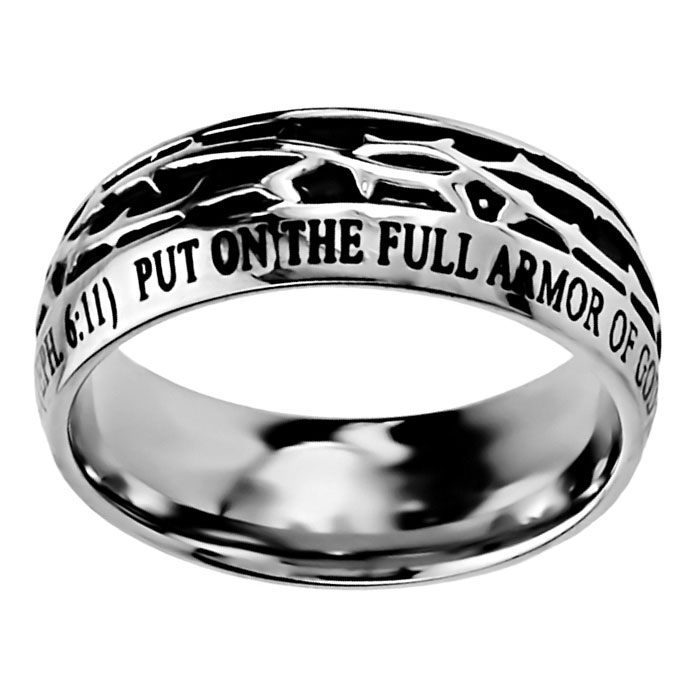 Armor of God Crown of Thorns Ring - ST-COT-AOG