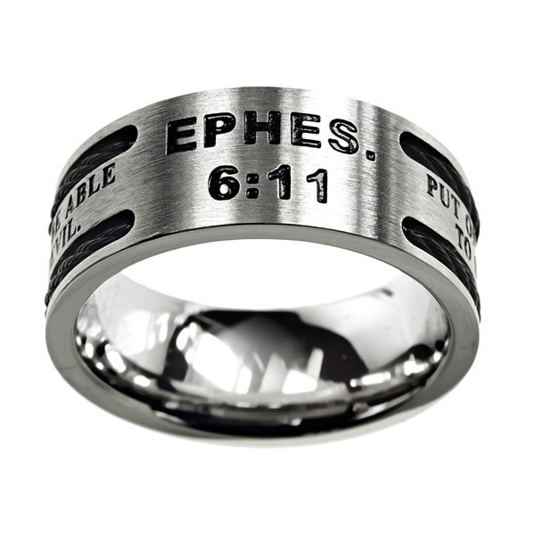 Armor of God Cable Ring - ST-CAB-AOG