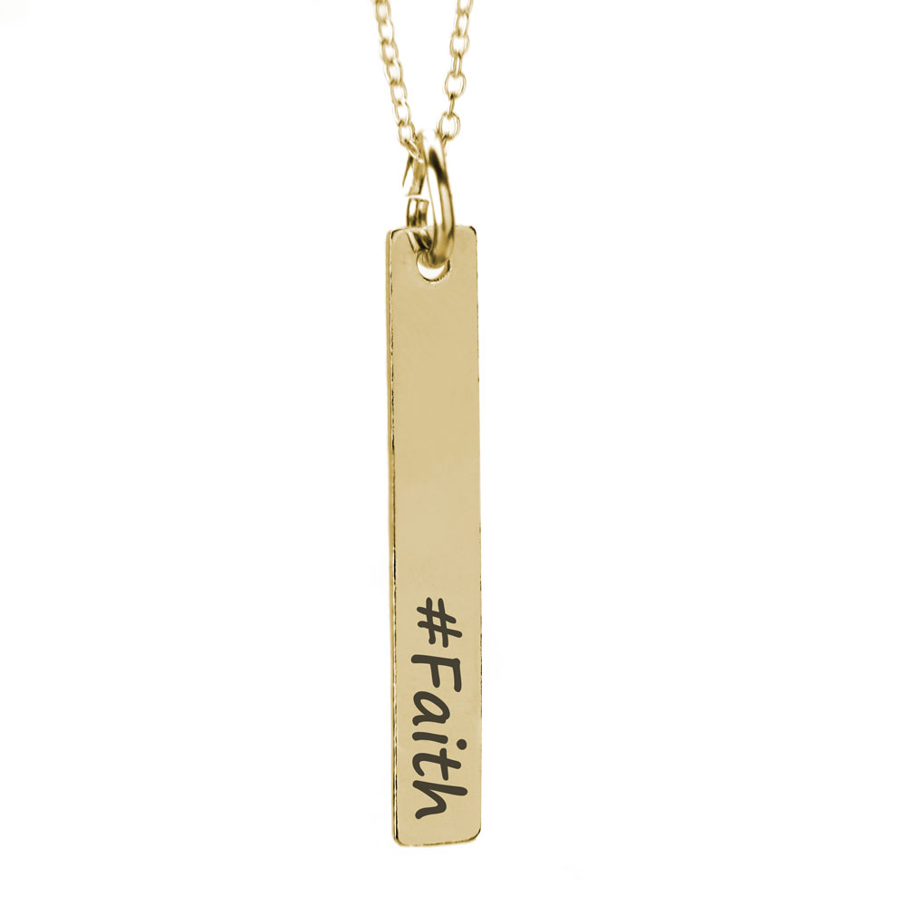 Gold faith bar necklace ldp vbn1034 womens necklaces on gold faith bar necklace ldp vbn1034 womens necklaces on christianjewelry aloadofball Image collections