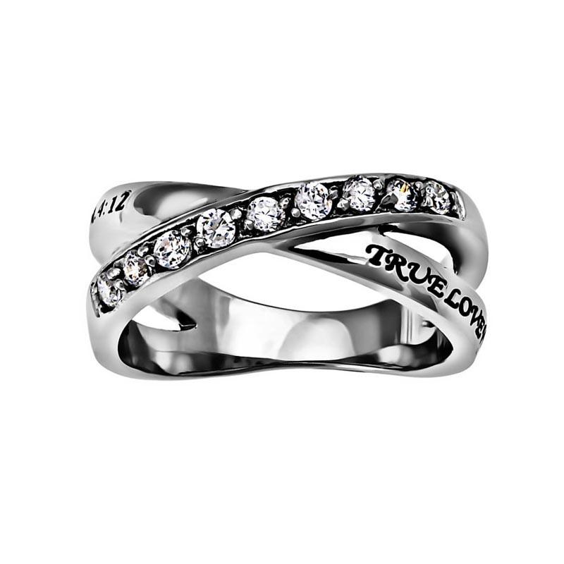True Love Waits Radiance Ring - ST-RAD TLW