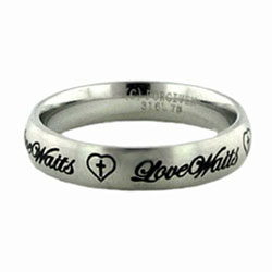Love Waits Ring