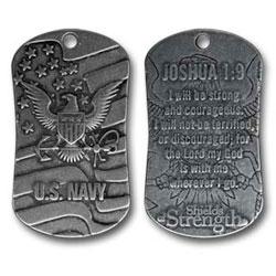 US Navy Dog Tag