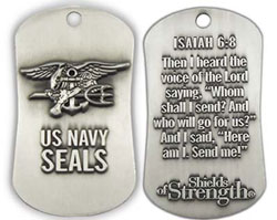 Navy Seals Dog Tag