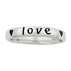 True Love Waits Hearts Ring