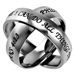 Through Christ Axis Ring