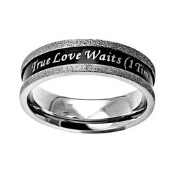 True Love Waits Ebony Champagne Ring true love waits ebony champagne ring,true love waits ring,purity ring,purity rings,purity rings for women,purity rings for girls,christian jewelry,christian jewlry