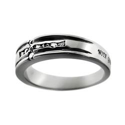 Possible Diamond Cross Ring