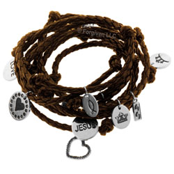 Multi Wrap Charm Bracelet