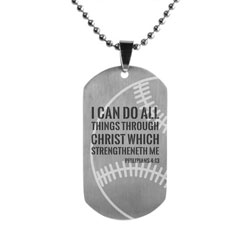 Baseball Dog Tag - LDP-DTG15194
