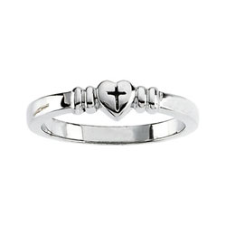 Heart Chastity Ring