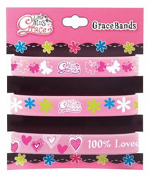 Pink Grace Bands