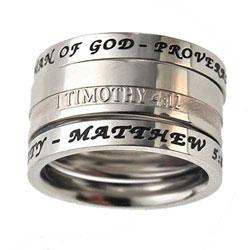 True Love Waits Tiara Ring