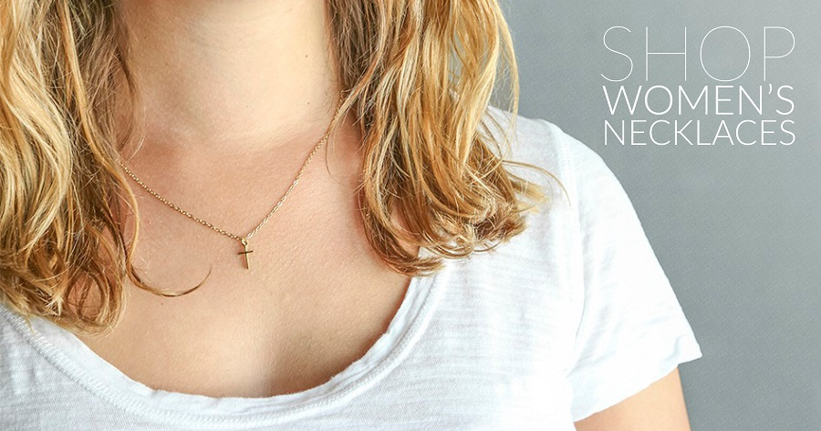 Womens Cross Necklaces