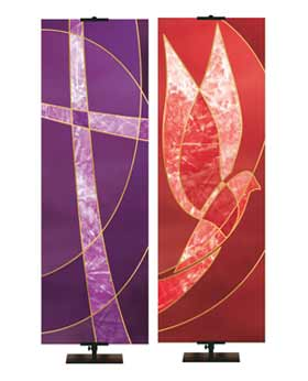 Colors of the Liturgy Church Banners