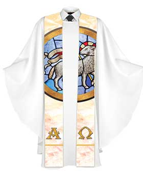 Liturgical Stoles and Paraments