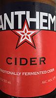 Anthem Cider