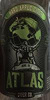 Atlas Hard Apple Cider