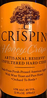 Honey Crisp Artisanal Reserve