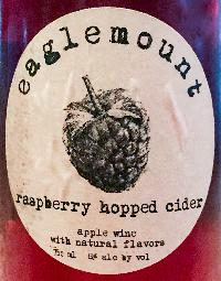 Raspberry Hopped Cider