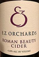 Roman Beauty Cider