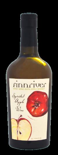 Spirited Apple Wine