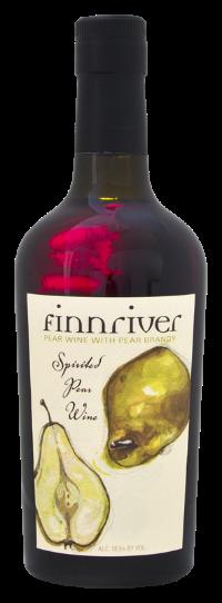 Spirited Pear Wine