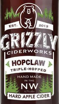 Hopclaw Cider