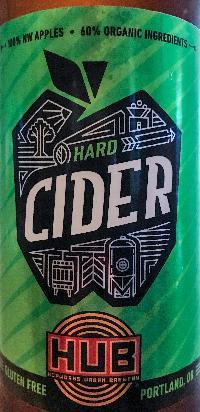 HUB Hard Cider