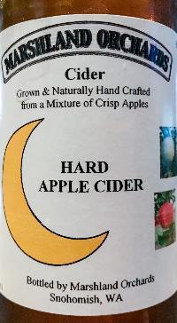 Marshland Orchards Cider