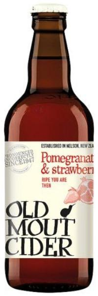 Strawberry & Pomegranate