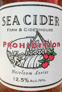 Prohibition Barrel Aged
