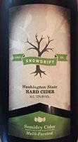 Semidry Cider