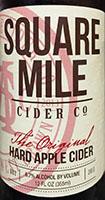 Hard Apple Cider