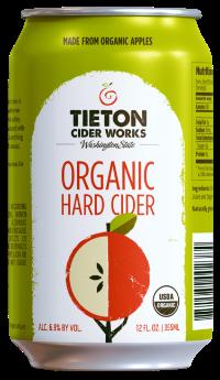 Organic Hard Cider