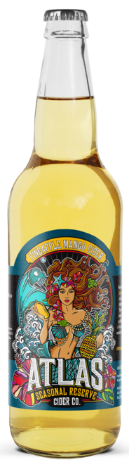 Pineapple Mango Cider