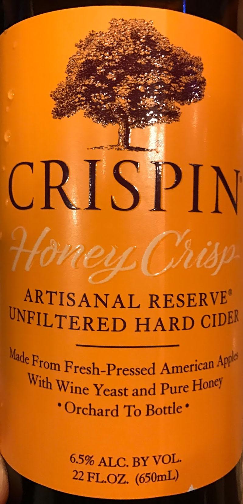 Honey Crisp Artisanal Reserve