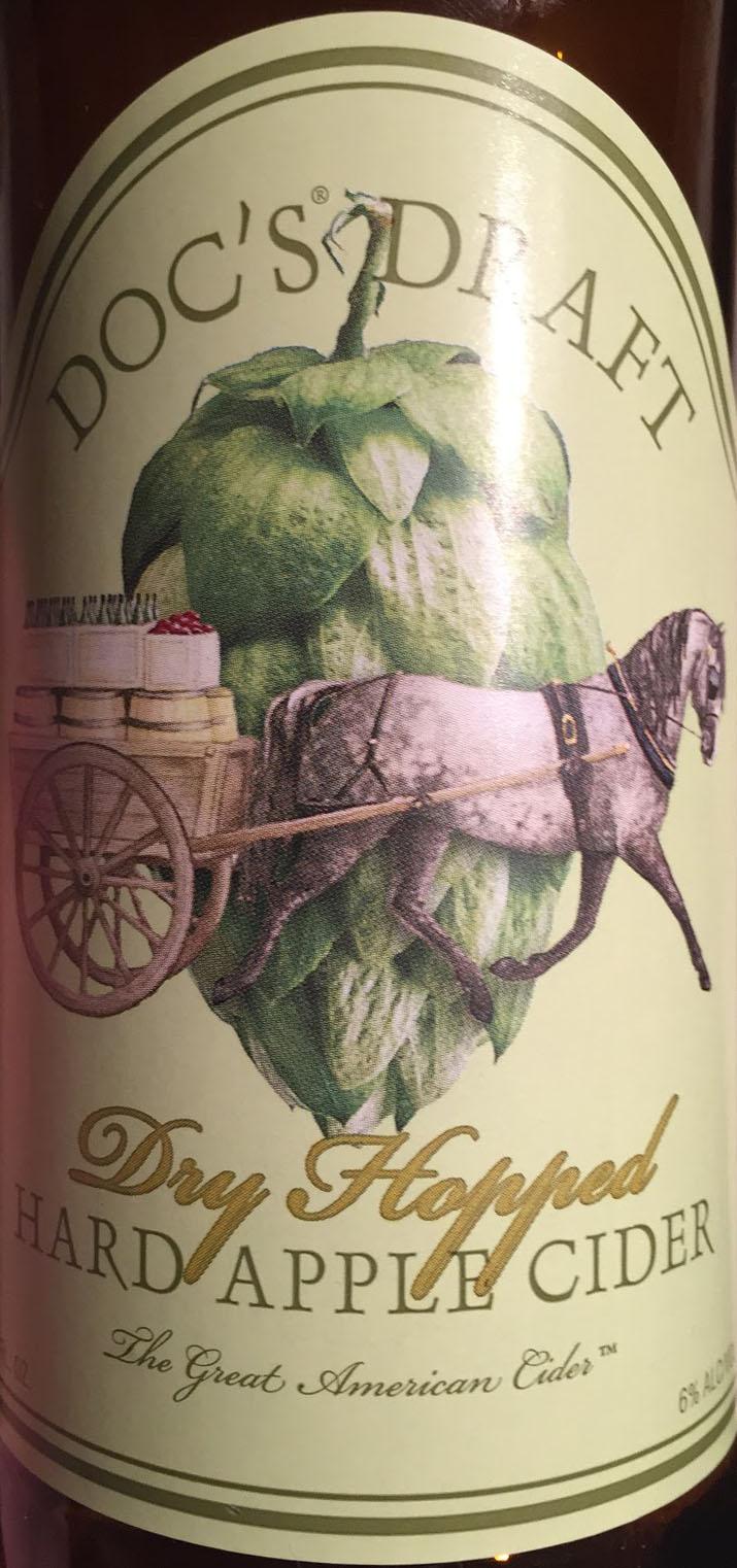 Dry Hopped Hard Apple Cider