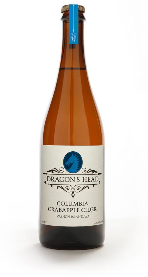 Columbia Crabapple Cider