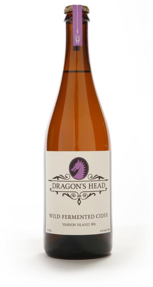 Wild Fermented Cider