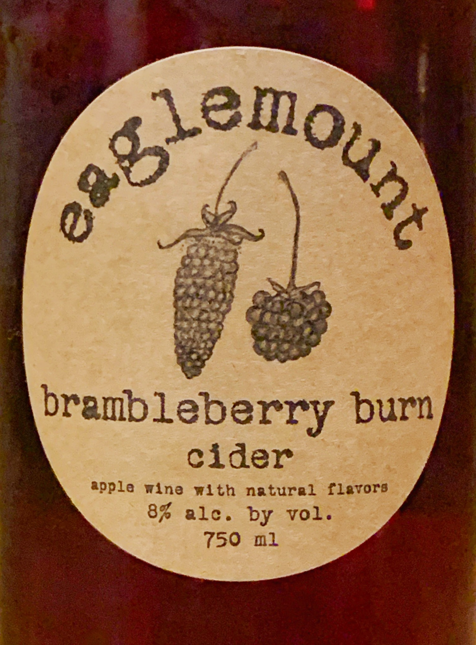 Brambleberry Burn