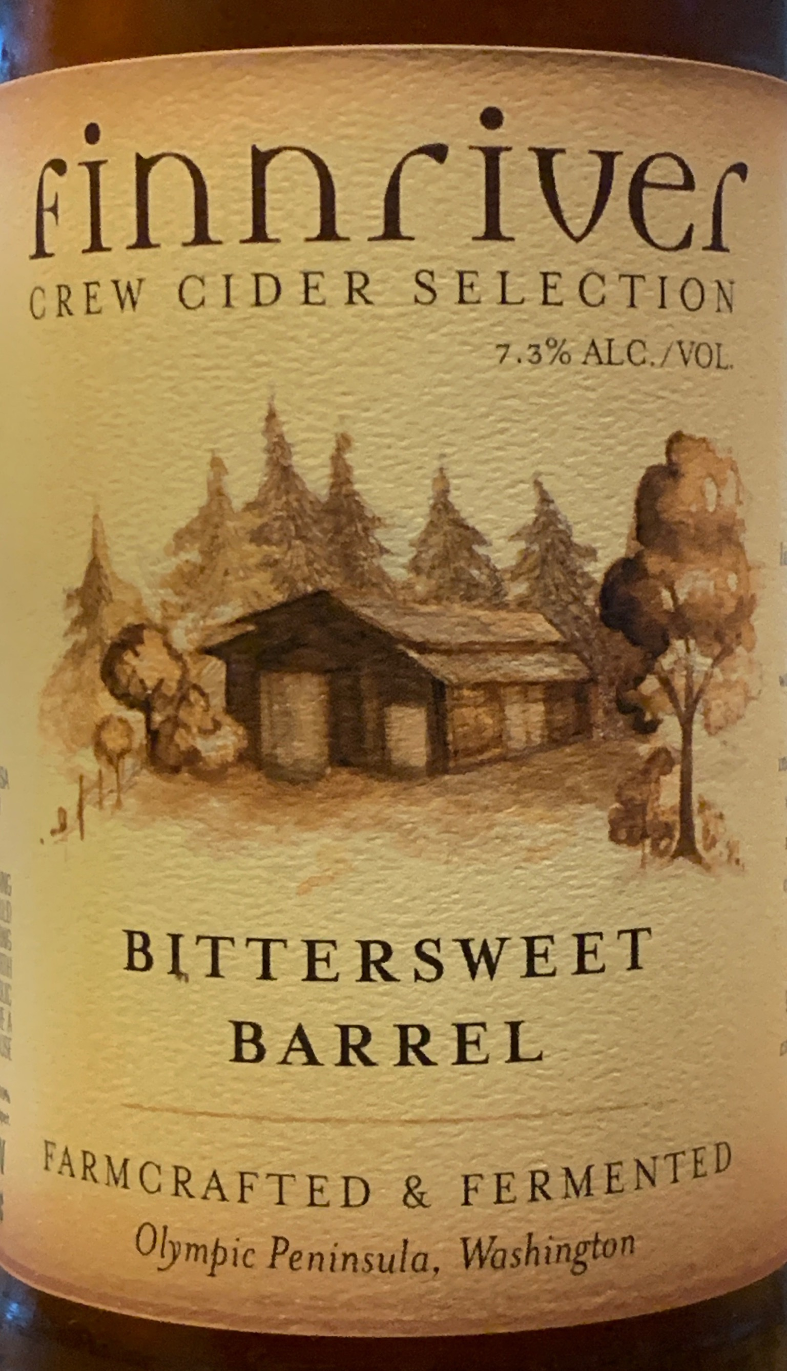 Crew Cider Selection - Bittersweet Barrel