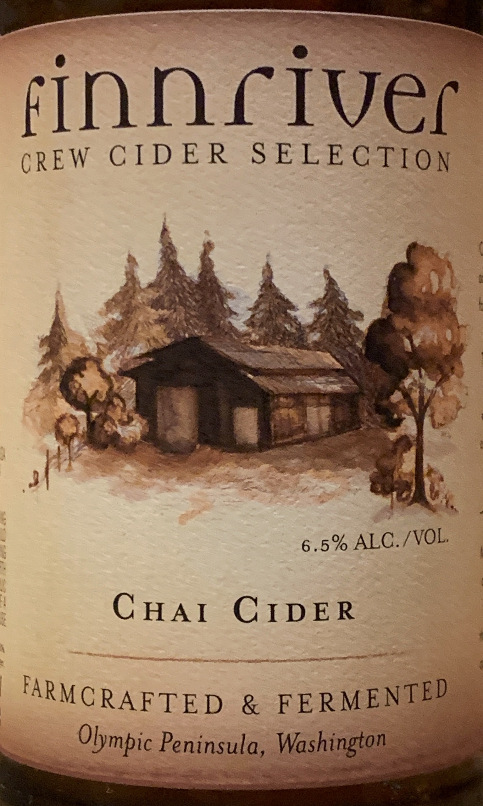 Crew Cider Selection - Chai Cider