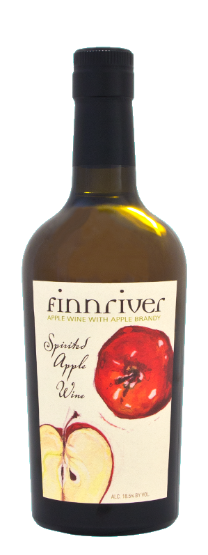 Spirited Apple Wine
